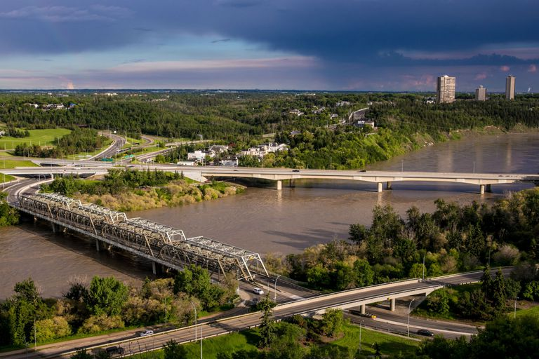 Edmonton, the Capital of Alberta