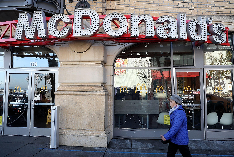 number of mcdonald 39 s restaurants worldwide. Black Bedroom Furniture Sets. Home Design Ideas