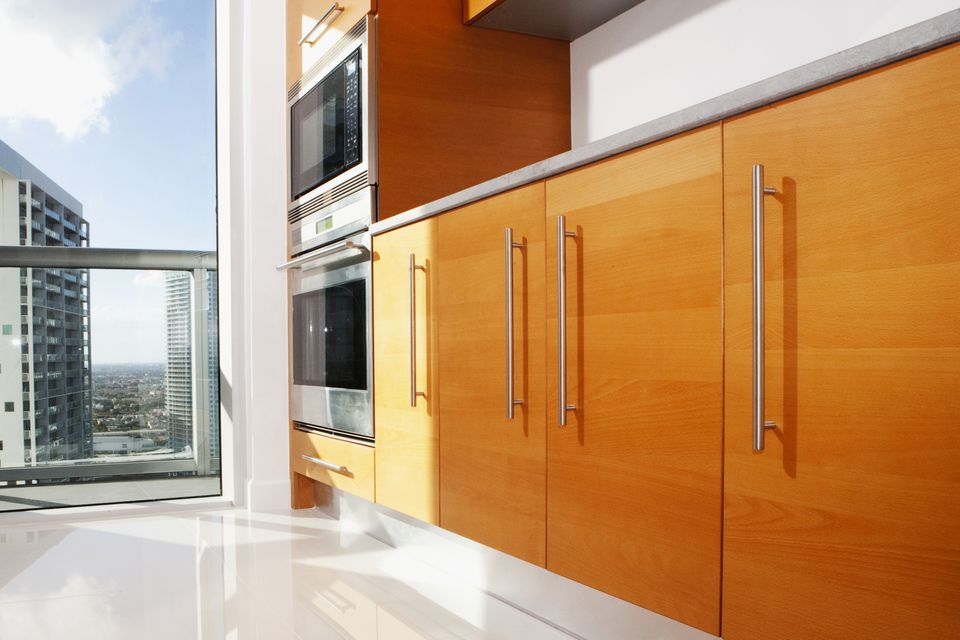 Frameless Cabinets Modern Style Smooth Function