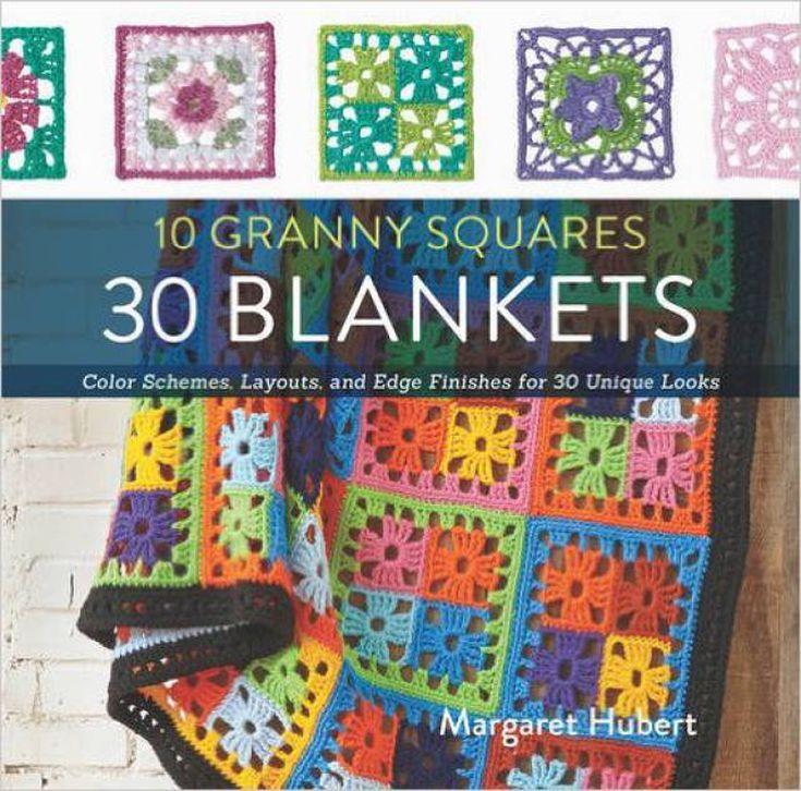 Easy Free Granny Square Crochet Patterns : crochet granny square quilt - Adamdwight.com