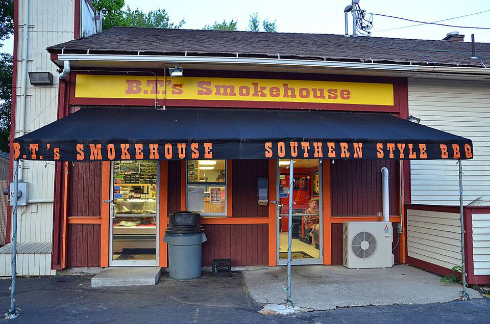 B.T.'s Smokehouse
