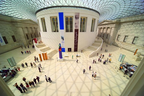 The British Museum - London - UK