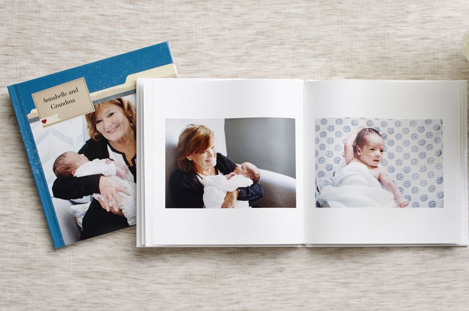 photo book by Shutterfly