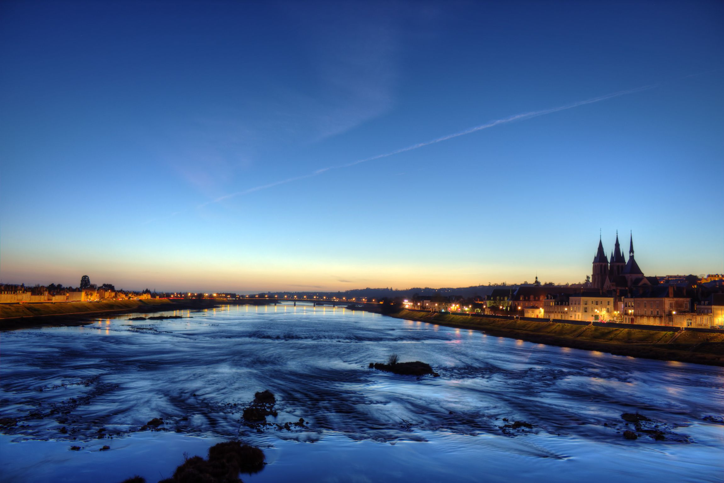 Where to Stay and Eat in Blois in the Loire Valley