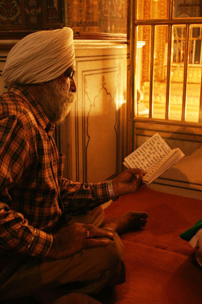 Sikh Reading Nitnem