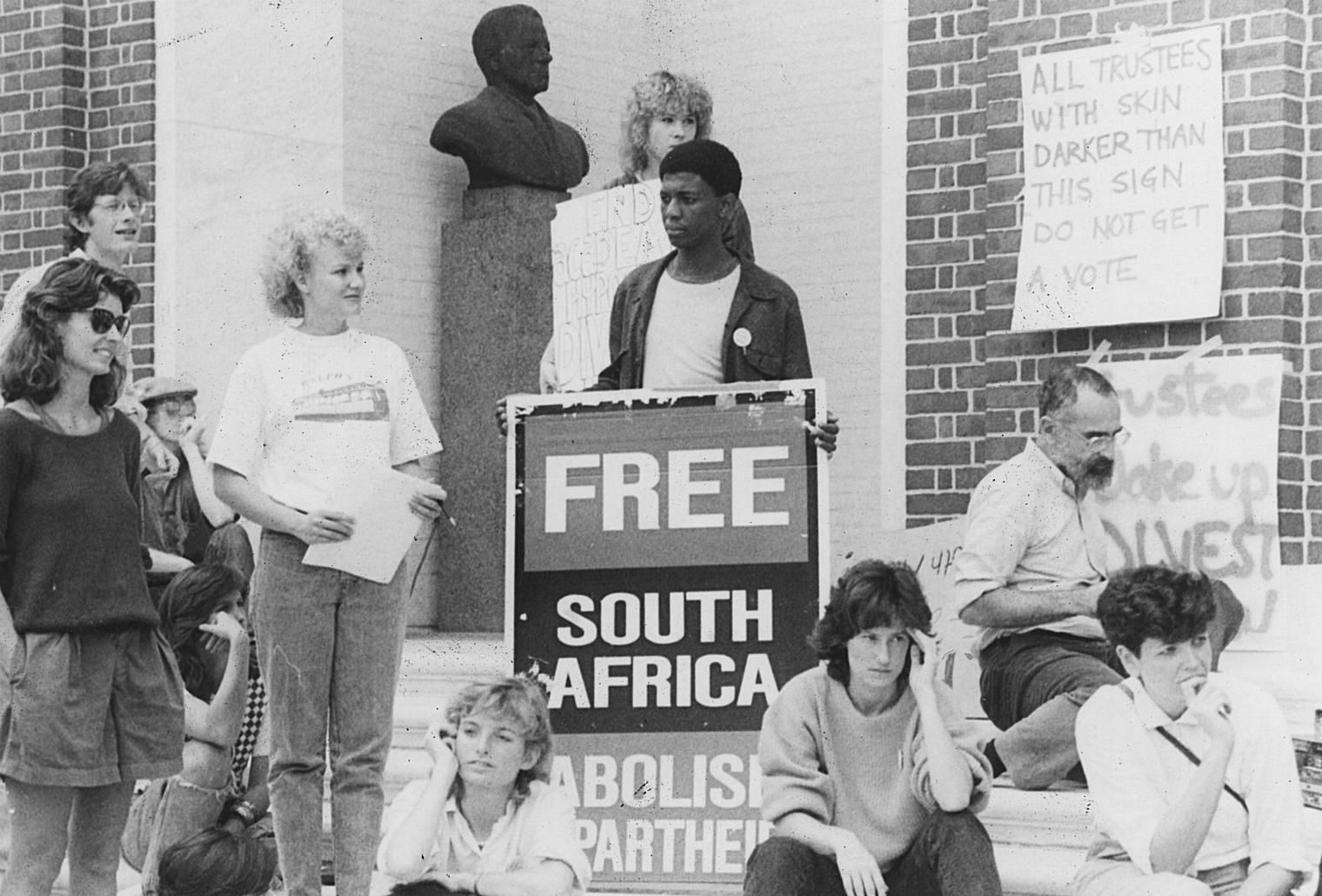 "apartheid in south africa 1 His hopes were to convince the south african government to end apartheid, and believed that armed revolt was a ""last option apartheid in south africa."