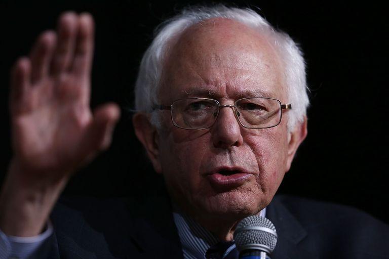 Bernie Sanders, hypothyroid, thyroid condition