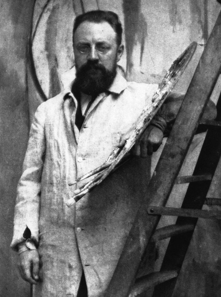a biography and life work of henri emile benoit matisse a french painter A french painter henri emile benoit matisse was born on dec 31 henri matisse brief biography and paintings / great for kids and esl.