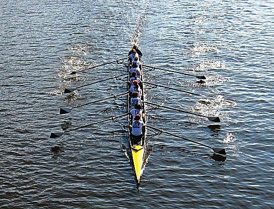 Northwestern State University Women's Crew Team
