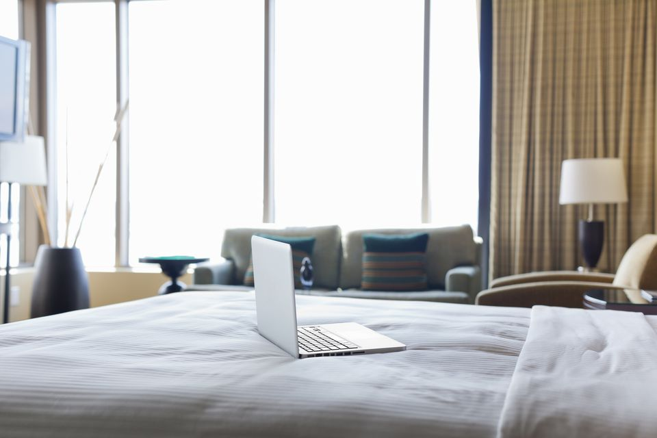 Include your hotel information in your travel itinerary.