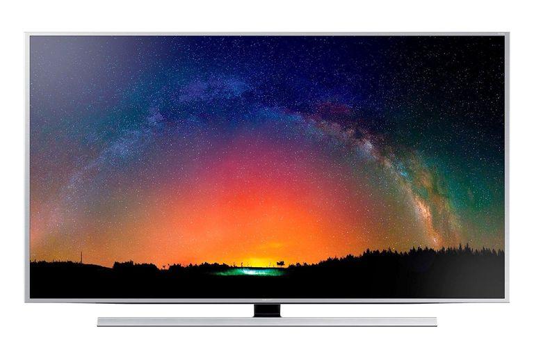 The Samsung UN55JS8500 4K SUHD TV - Official Image