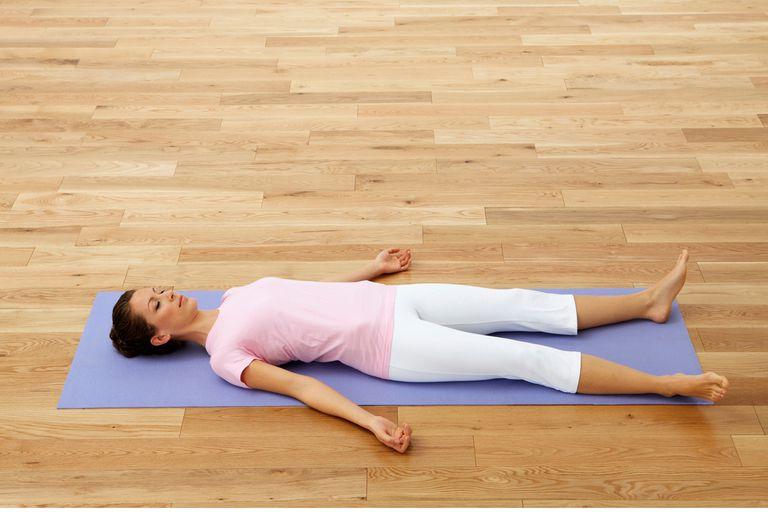 How to Do Corpse Pose - Savasana
