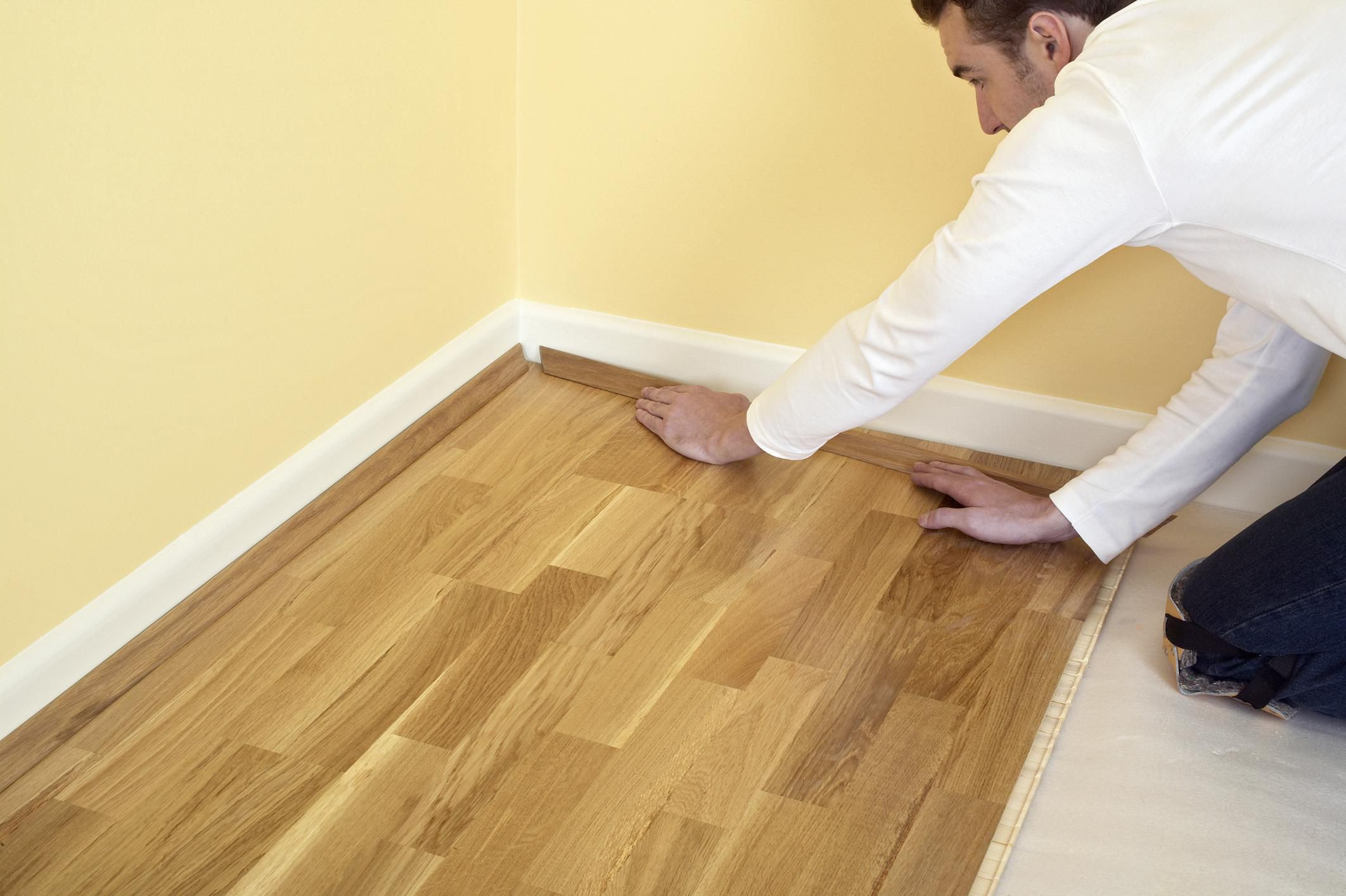 What's So Special About 12 mm Laminate Flooring?