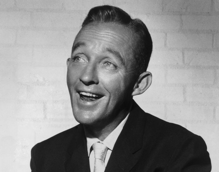 bing crosby singing