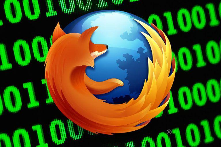 Software causing computer damage / Firefox logo
