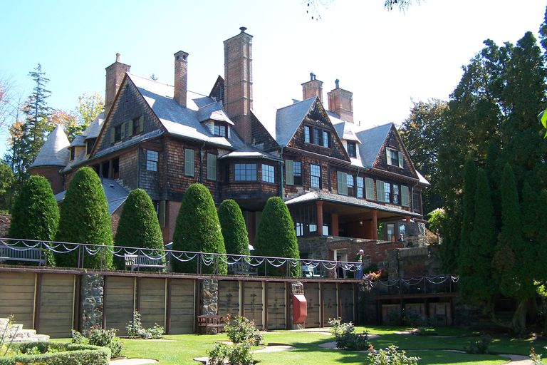 About The Shingle Style