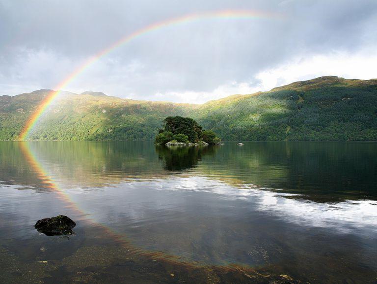 The Buchanan's originated in the lands around Loch Lomond, Scotland.