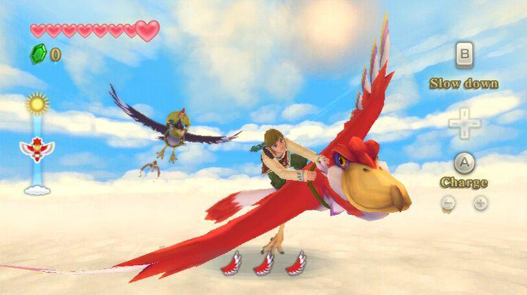 Legend of Zelda: Skyward Sword