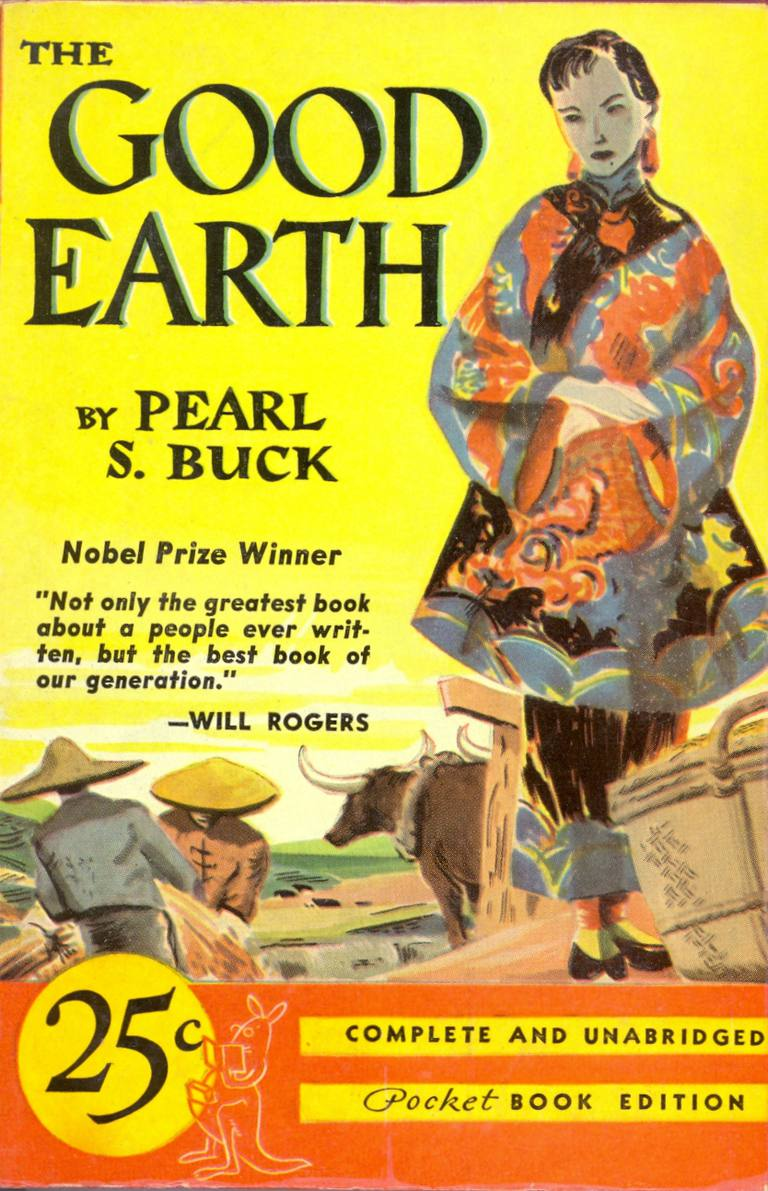 the character of wang lung in the novel the good earth by pearl s buck Second novel, the good earth, was published in 1931, pearl s buck (1892- 1993)  wang lung is a poor young peasant who lives in an earthen brick house .
