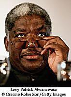 Levy Patrick Mwanawasa © Graeme Robertson / Getty Images