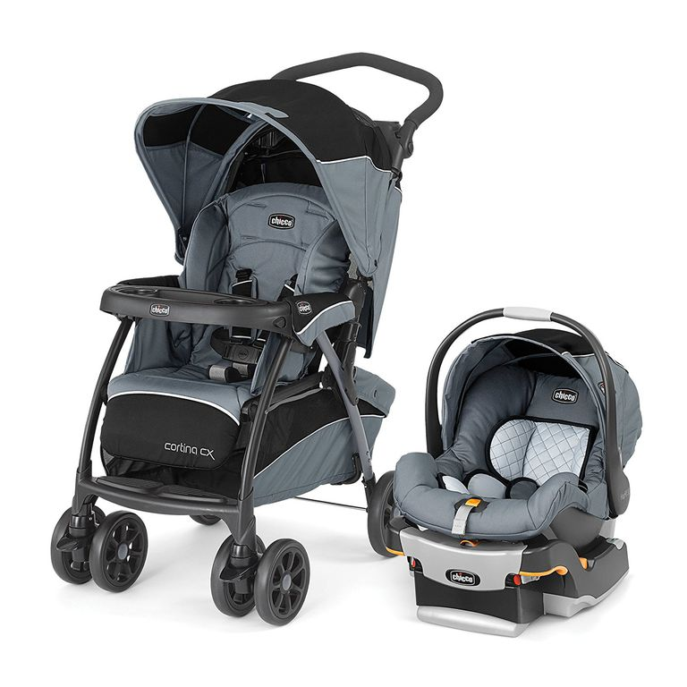 Chicco Cortina Travel System Review