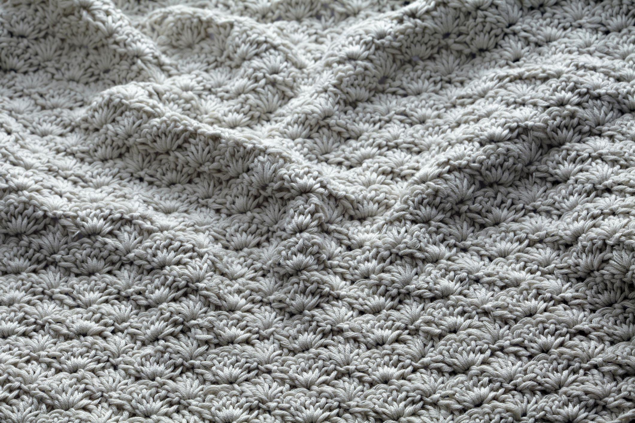 5 beautiful free shell stitch crochet afghan patterns bankloansurffo Gallery