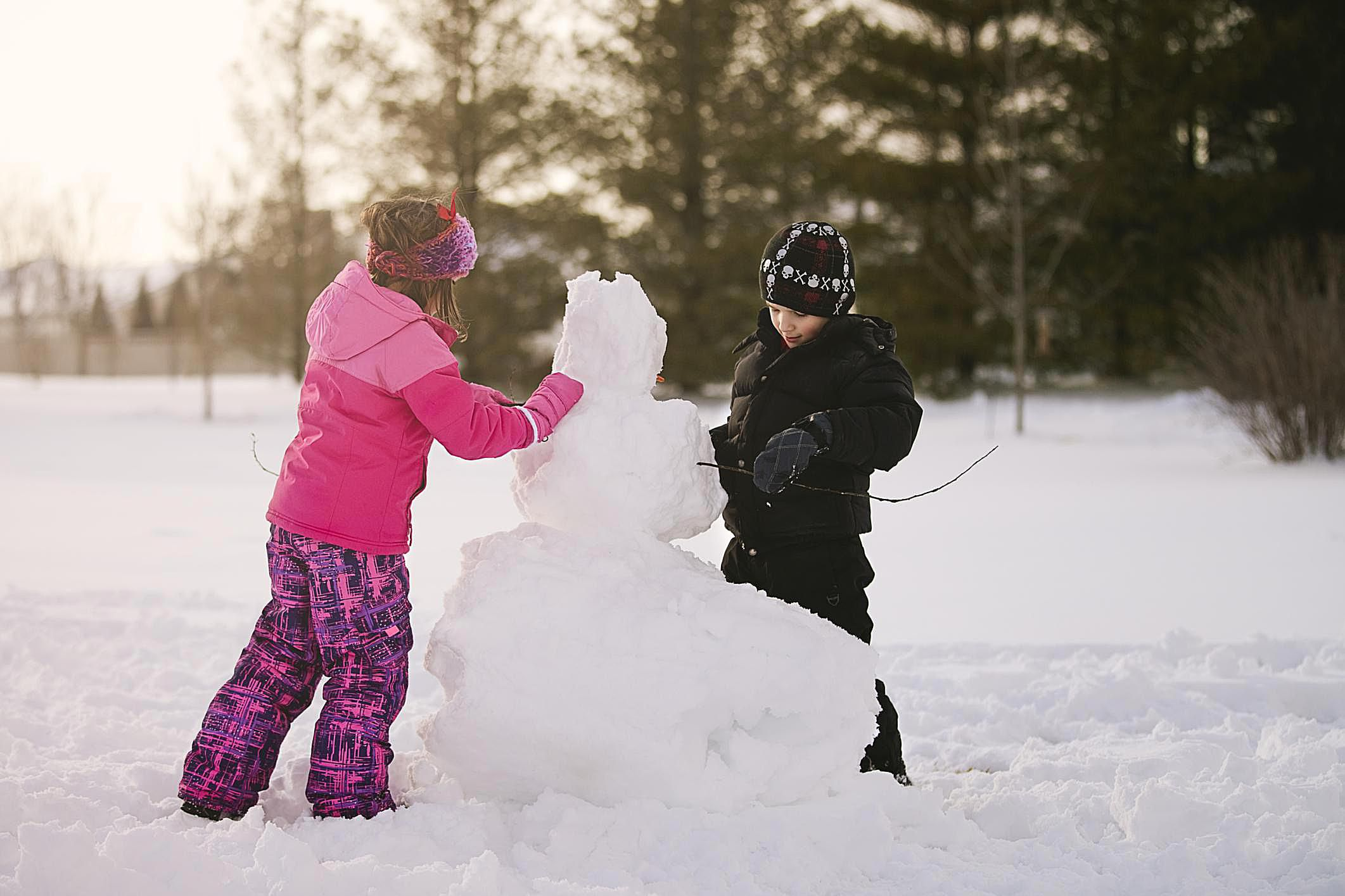 party games for wintertime fun