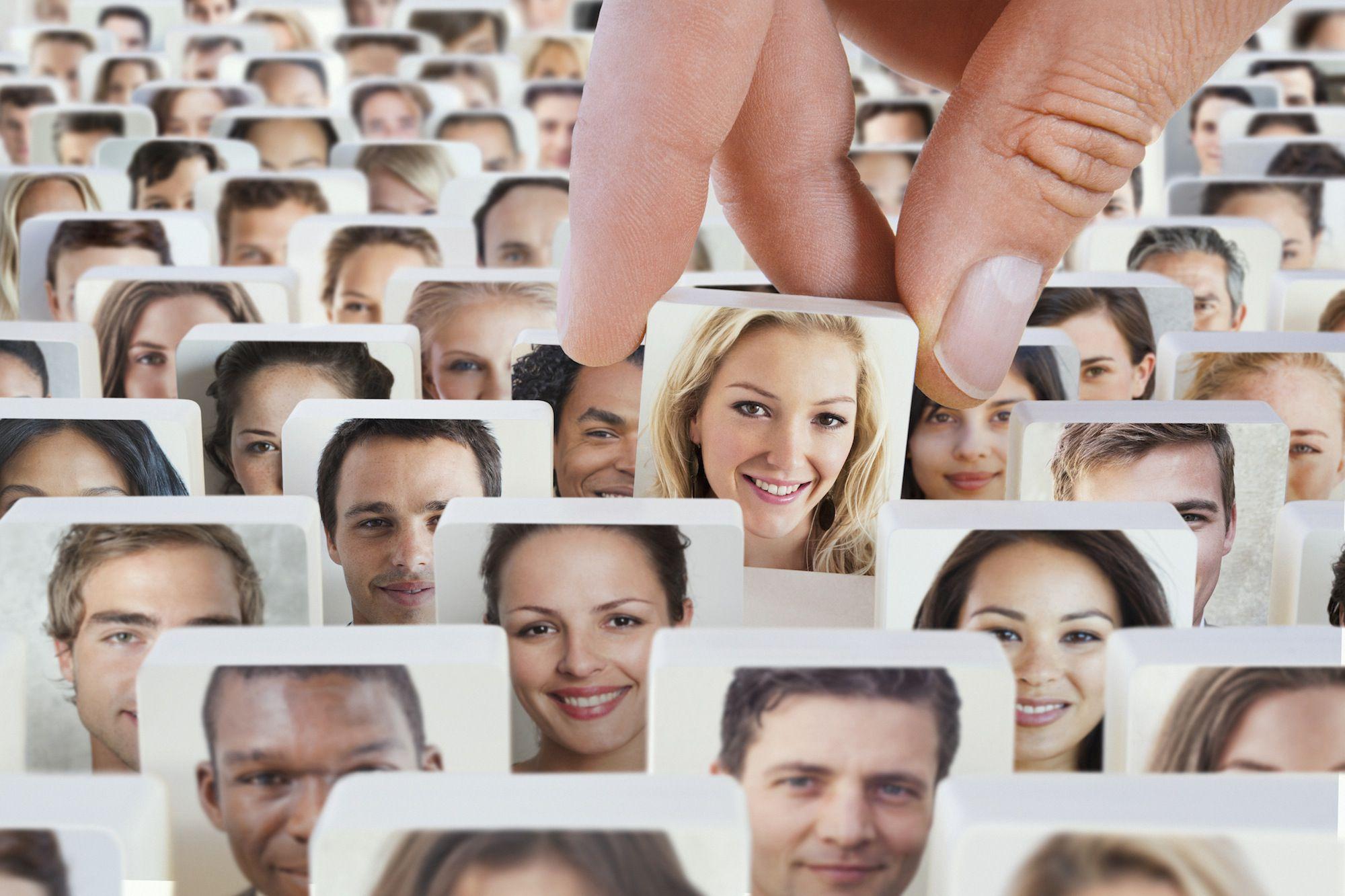 Den beste online dating profiler eksempler