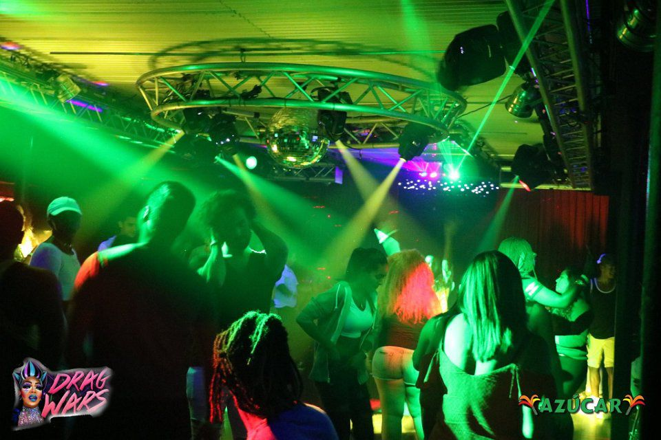 Azucar Nightclub Miami