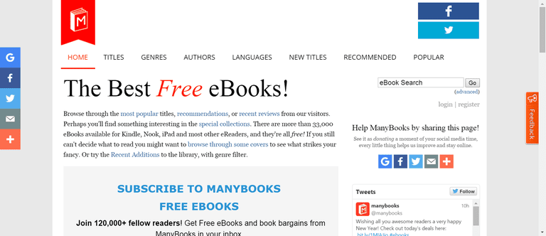 20 best sites to download free books manybooks is one of the best resources for free books in a variety of download formats that you can possibly find on the web there are hundreds of books sciox Gallery