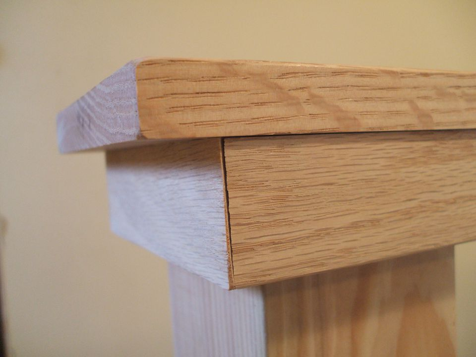 How to apply wood putty for a strong bond