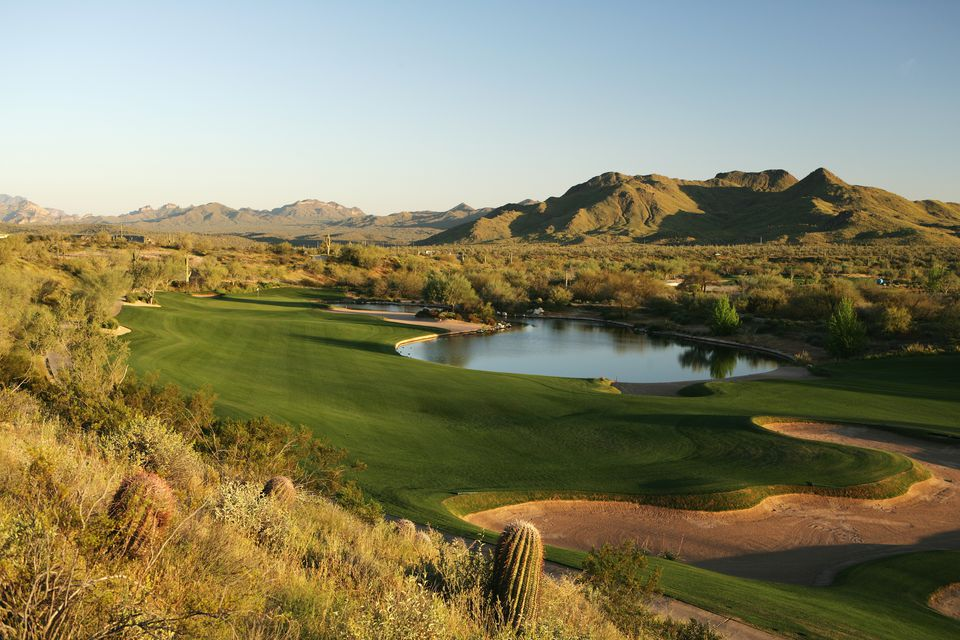 We-Ko-Pa Golf Club 18th