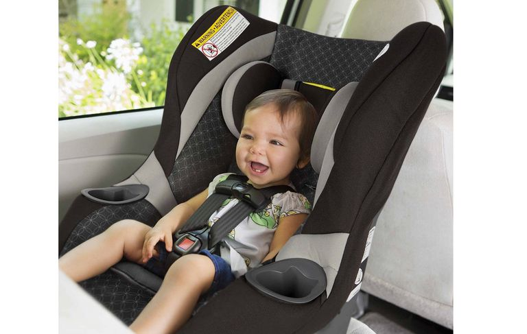 Graco My Ride 65 Convertible Car Seat Review