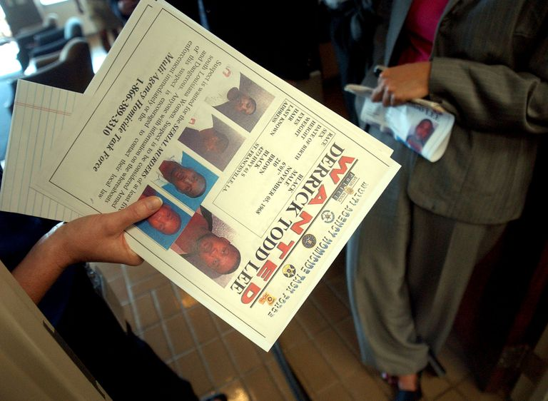 Manhunt For Suspected Serial Killer Continues