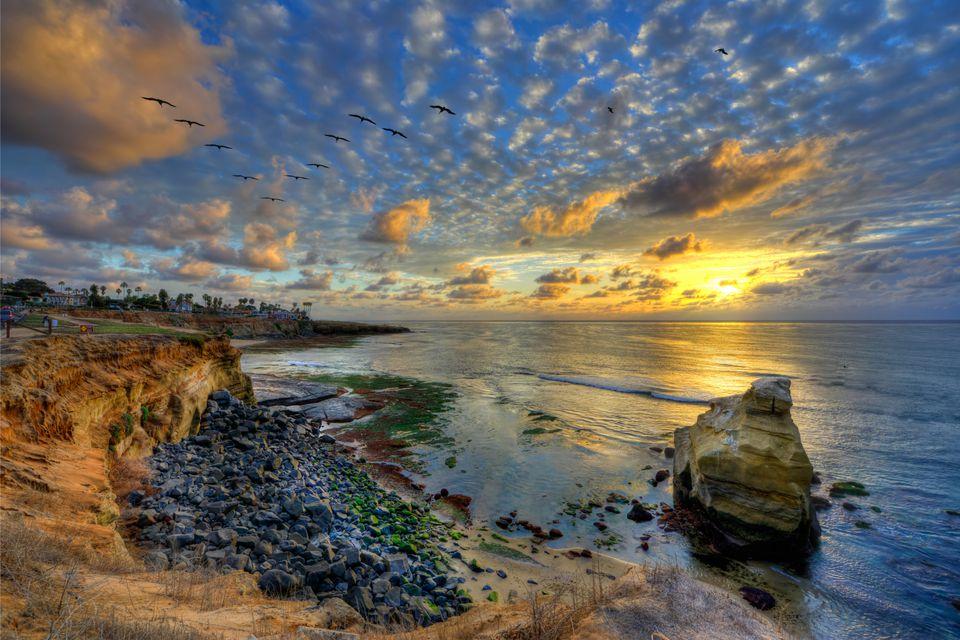 Sunset Cliffs: A Veronica Mars Filming Location