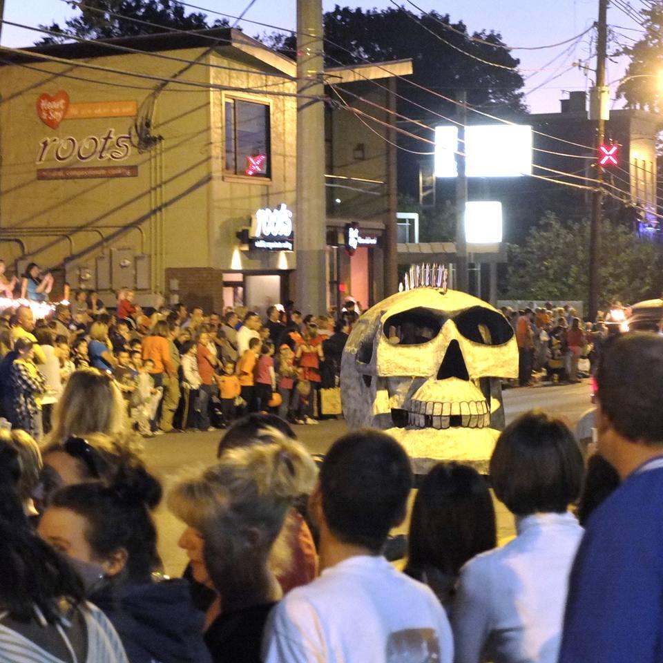 Halloween Parade in Louisville, KY