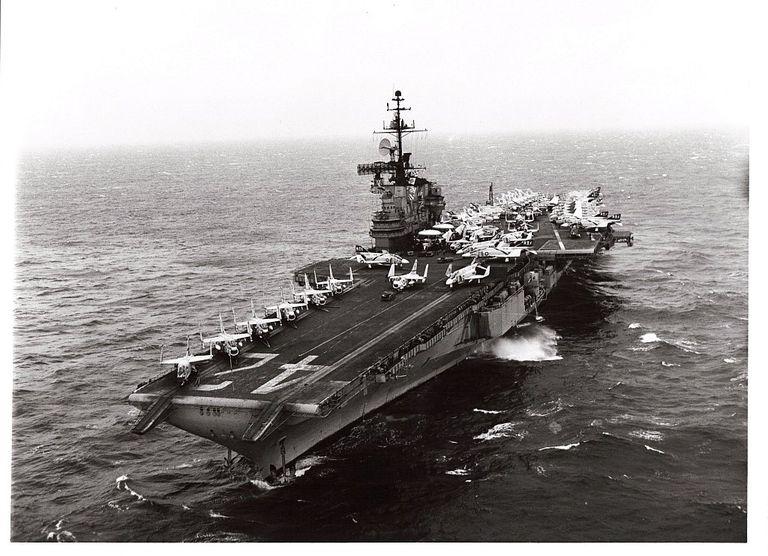 USS Franklin D. Roosevelt (CV-42)