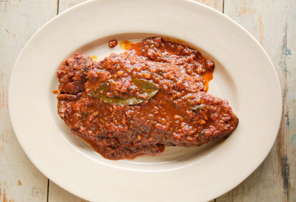 Swiss Steak with Tomatoes