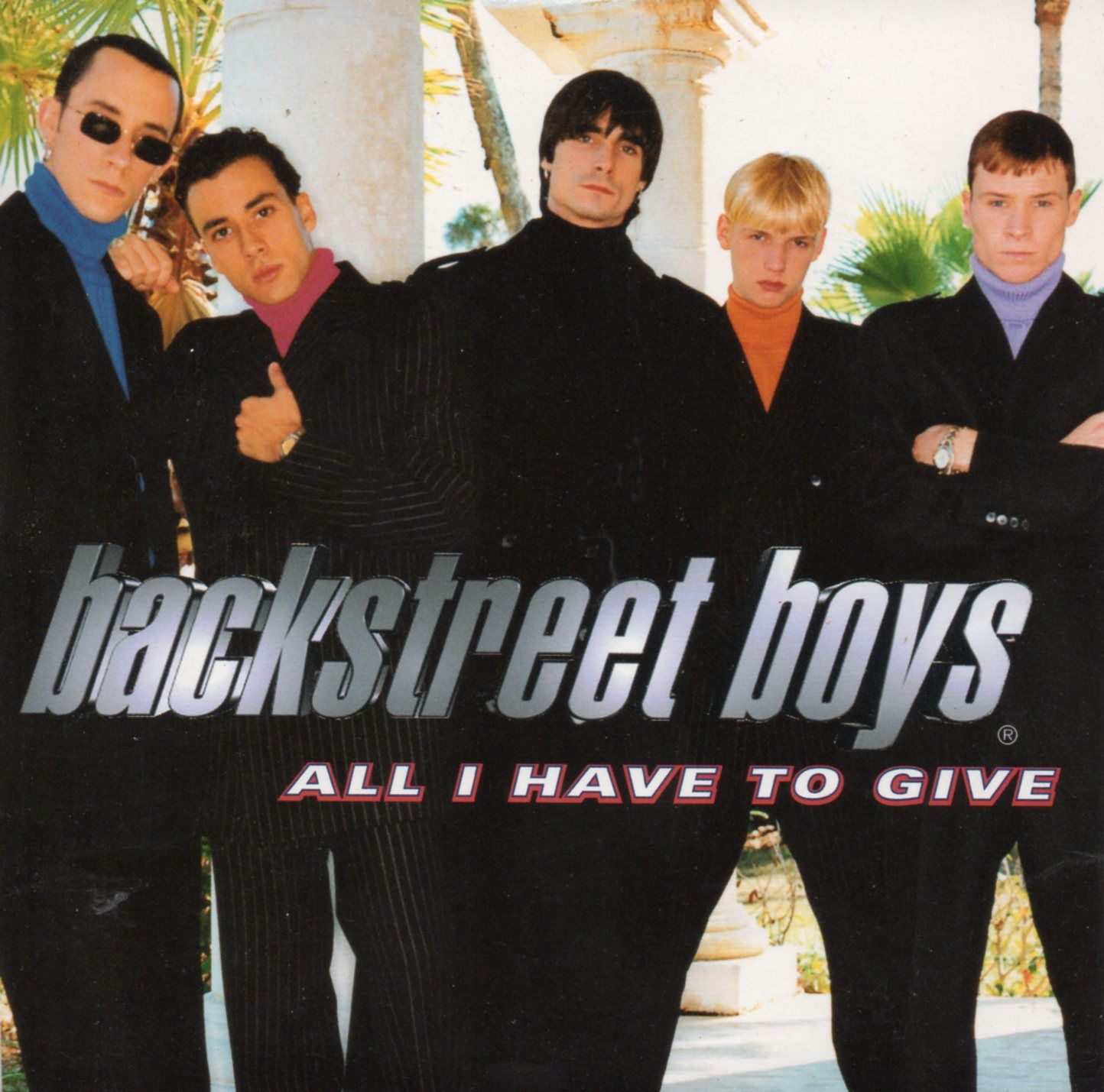 Songtext von Backstreet Boys - All I Have to Give Lyrics
