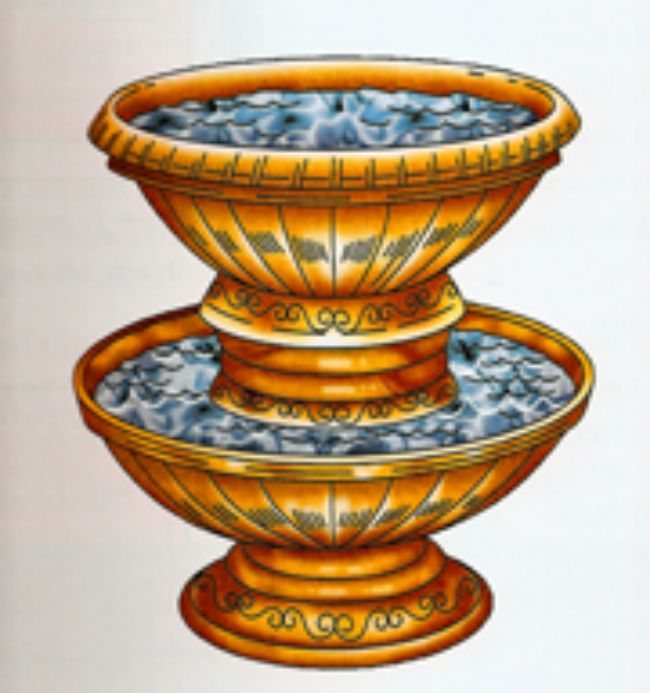 Wedding Altar Meaning: The Bronze Laver In The Tabernacle Cleansed The Priests