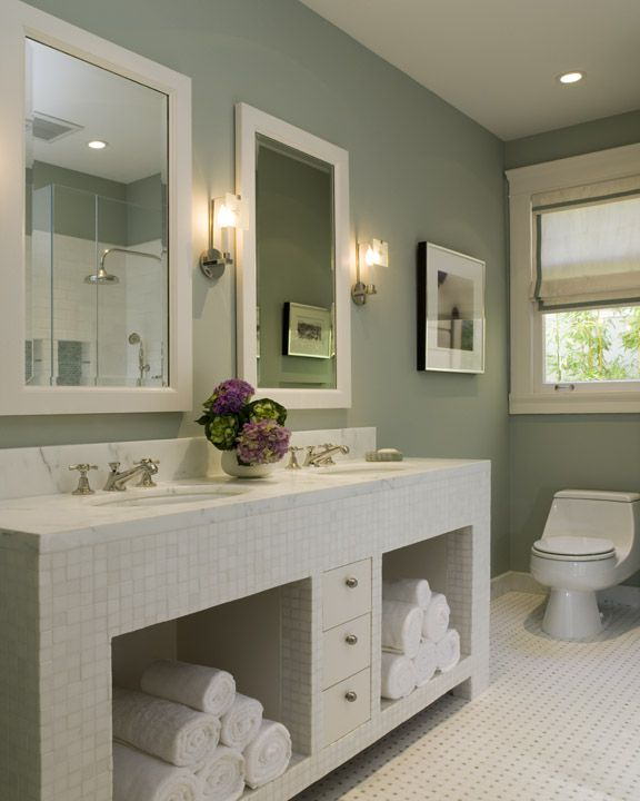green and white bathroom ideas 12 gorgeous green bathrooms 3931