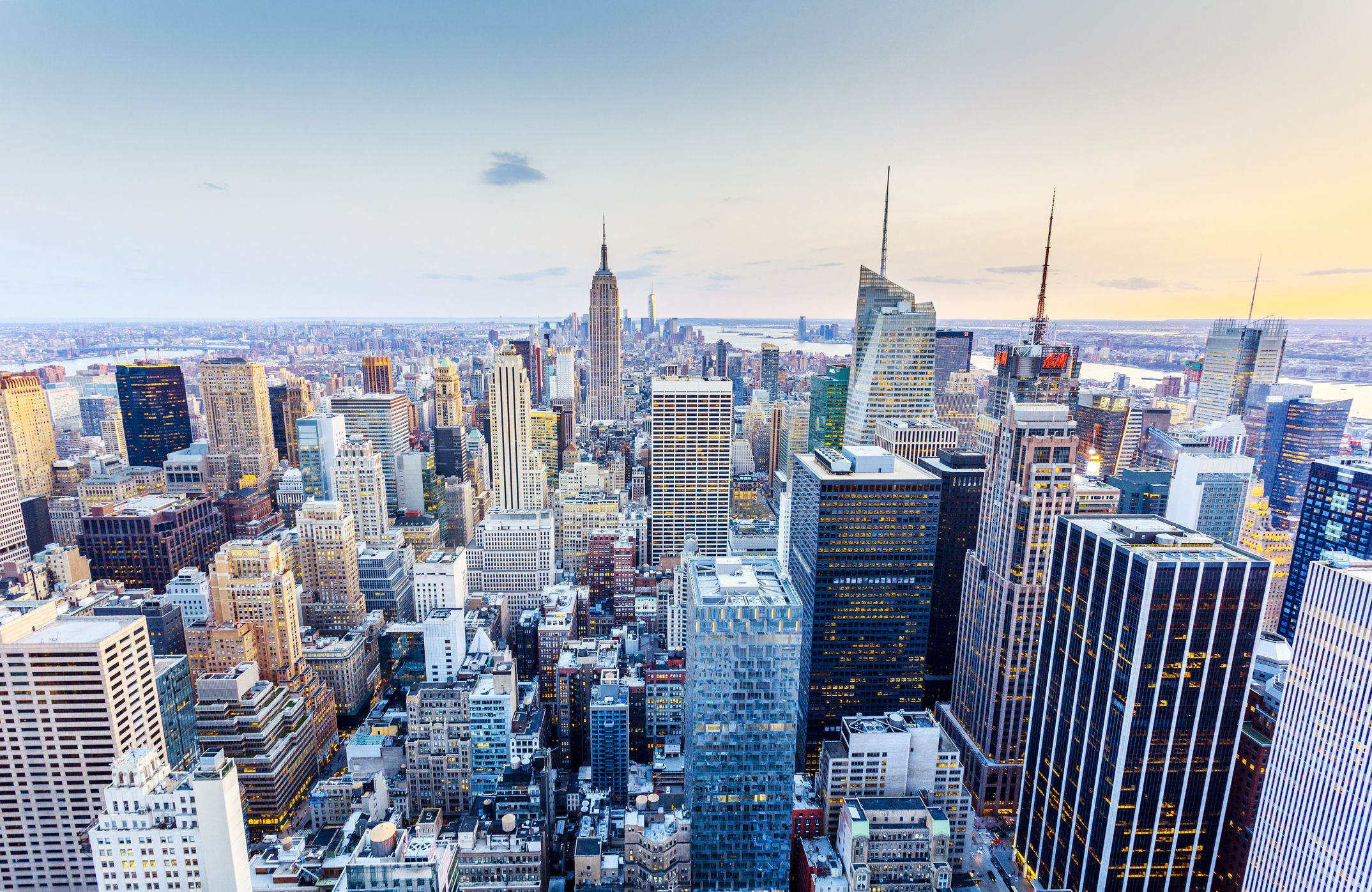 6 best nyc attractions for families for Top of the rock new york restaurant