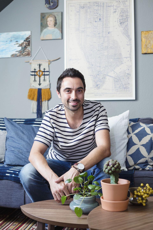 An Urban Jungle Blogger's Cozy Interior
