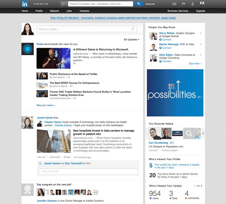Qué es LinkedIn
