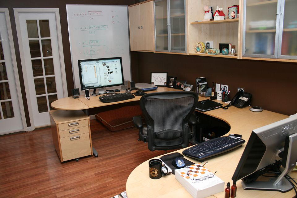 set up office