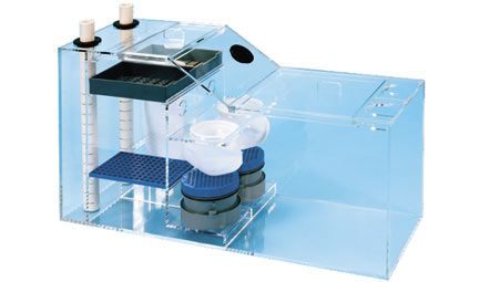 How To Set Up Sumps And Overflow Boxes
