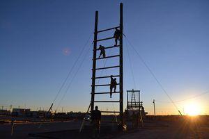 Fort Bliss Training