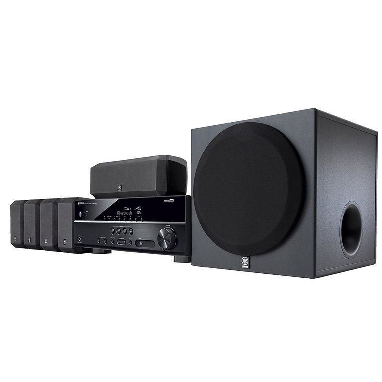 Yamaha YHT-3920UBL 5.1-Channel Home Theater