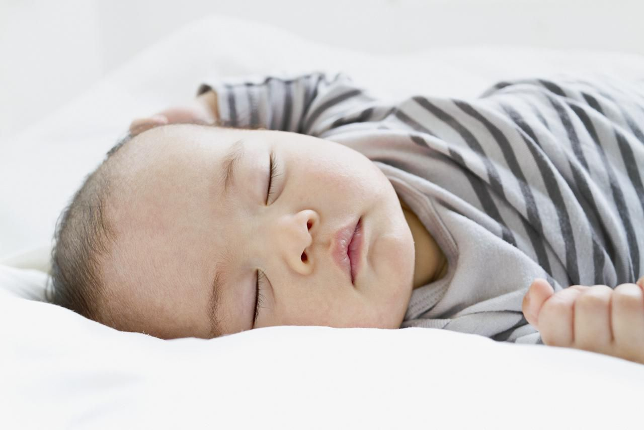 The Three Rules for Buying Baby Pajamas