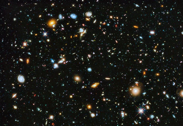 Cool ipad backgrounds and home screen images hubble ultra deep field 2014 voltagebd Gallery